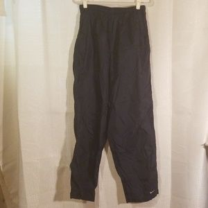 Nike Windbreaker Pants Navy Blue track pants